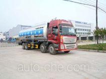楚飞牌CLQ5311GFL3BJ型粉粒物料运输车