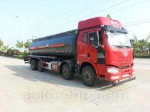Chufei CLQ5311GFW4CA corrosive substance transport tank truck