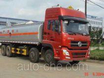 Chufei CLQ5310GHY3D chemical liquid tank truck