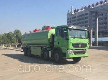 Chufei CLQ5311ZWX5ZZ sludge dump truck
