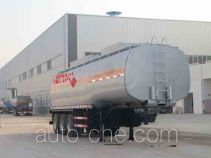 Chufei liquid asphalt transport tank trailer