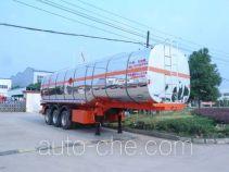 楚飞牌CLQ9400GRY型易燃液体罐式运输半挂车