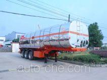 Chufei CLQ9400GRY flammable liquid tank trailer