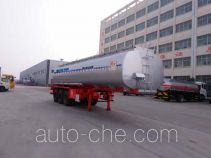 Chufei CLQ9400GYS liquid food transport tank trailer