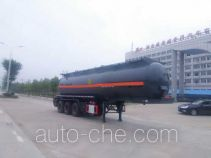 Chufei CLQ9400GYWB oxidizing materials transport tank trailer
