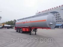 Chufei CLQ9400GYYC oil tank trailer