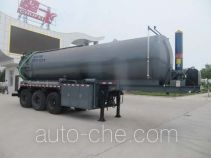 Chufei CLQ9400TXW sewage suction trailer