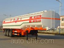 Chufei CLQ9401GHY chemical liquid tank trailer