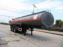 楚飞牌CLQ9401GRY型易燃液体罐式运输半挂车