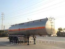 Chufei CLQ9401GYYBA aluminium oil tank trailer