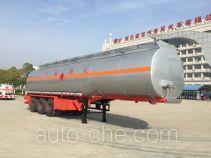 Chufei CLQ9401GYYC oil tank trailer