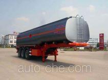 楚飞牌CLQ9402GRY型易燃液体罐式运输半挂车