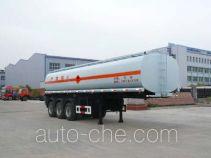 Chufei CLQ9402GYY oil tank trailer