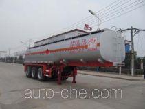 楚飞牌CLQ9403GRY型易燃液体罐式运输半挂车