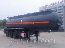Chufei CLQ9404GFWB corrosive materials transport tank trailer