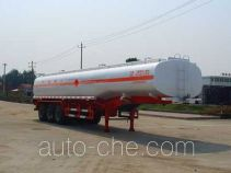 Chufei CLQ9404GHY chemical liquid tank trailer