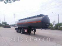 Chufei CLQ9405GFWB corrosive materials transport tank trailer
