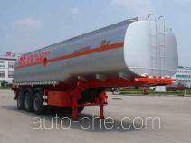 楚飞牌CLQ9406GHY型化工液体运输半挂车