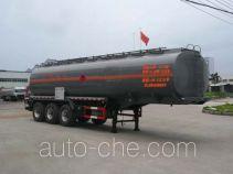 楚飞牌CLQ9406GRY型易燃液体罐式运输半挂车