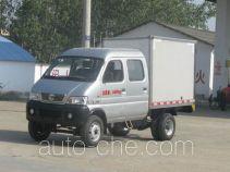 程力威牌CLW4015WX型厢式低速货车