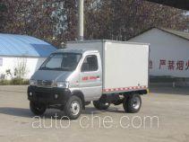 程力威牌CLW4015X型厢式低速货车