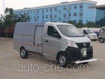 程力威牌CLW5021GQX5型清洗车