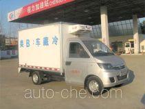 程力威牌CLW5021XLCQ4型冷藏车