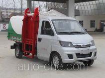 程力威牌CLW5021ZZZQ4型自装卸式垃圾车