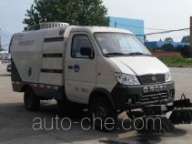 Chengliwei electric street sweeper truck