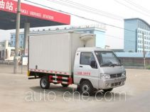 Chengliwei CLW5031XLC4 refrigerated truck