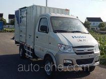 程力威牌CLW5032XXYBEV型纯电动厢式运输车