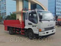 Chengliwei trash containers transport double deck truck