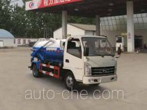 Chengliwei CLW5040GXWK5 sewage suction truck