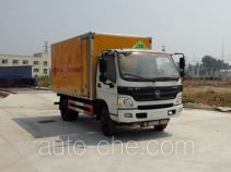 Chengliwei CLW5040TQPB5 gas cylinder transport truck