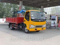 程力威牌CLW5040TQYH5型清淤车