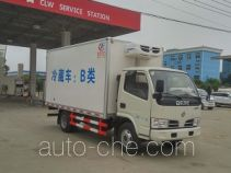 Chengliwei CLW5040XLC5 refrigerated truck
