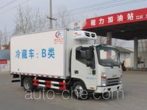 Chengliwei CLW5040XLCH5 refrigerated truck
