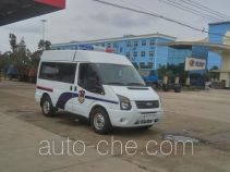 Chengliwei CLW5040XQCJ5 prisoner transport vehicle