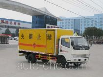 Chengliwei CLW5040XQYD4 explosives transport truck