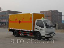 Chengliwei CLW5040XQYJ4 explosives transport truck