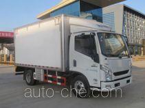 程力威牌CLW5040XSHN4型售货车