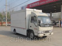 Chengliwei CLW5040XWTH4 mobile stage van truck