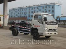 Chengliwei CLW5040ZXXB4 detachable body garbage truck
