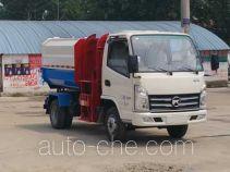 程力威牌CLW5040ZZZK5型自装卸式垃圾车
