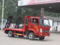 Chengliwei CLW5041TPBZ4 flatbed truck