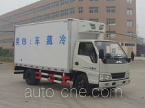 Chengliwei CLW5041XLCJ4 refrigerated truck