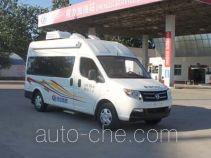 程力威牌CLW5041XLJ4型旅居车