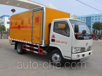 Chengliwei CLW5041XQYD4 explosives transport truck