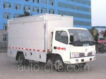 Chengliwei CLW5041XWT4 mobile stage van truck