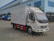 Chengliwei CLW5041XWTB5 mobile stage van truck